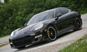 Porsche Panamera P680 od Switzer Performance