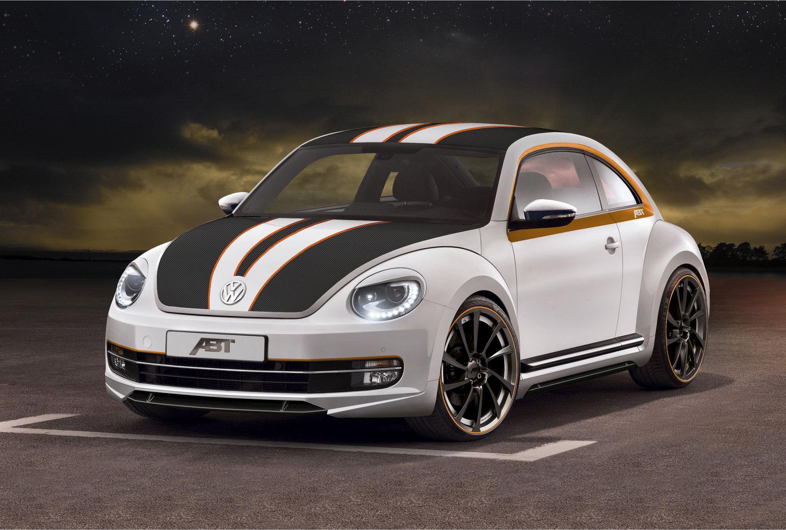 2012 VW Beetle od ABT Sportsline 1