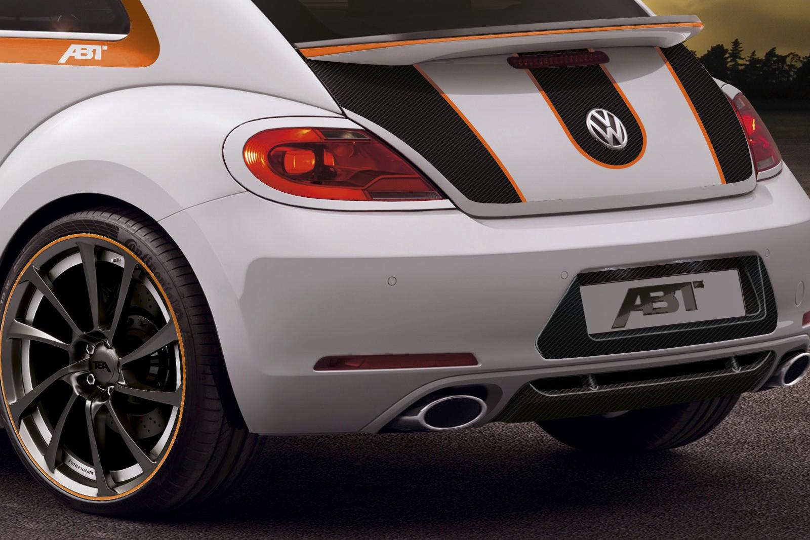2012 VW Beetle od ABT Sportsline 4