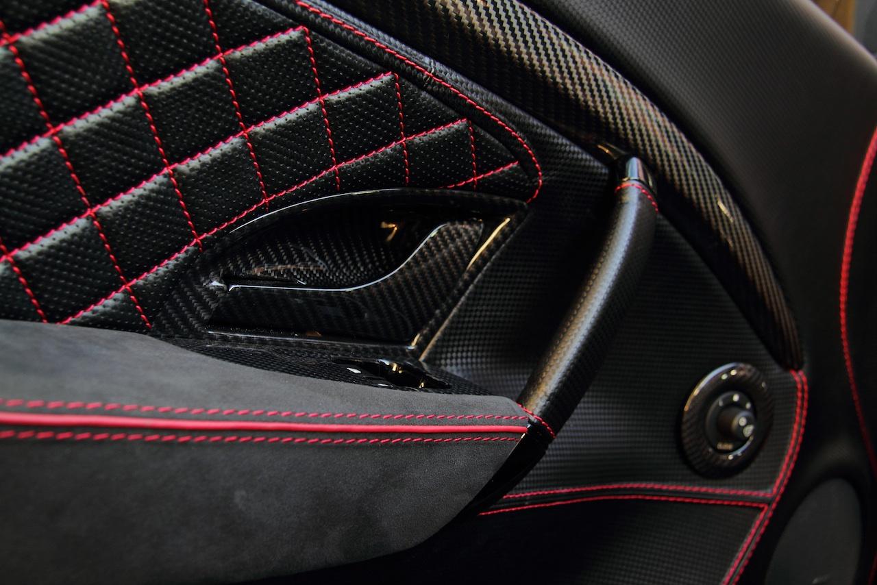 Anderson vytvořil temné Maserati Granturismo S 14