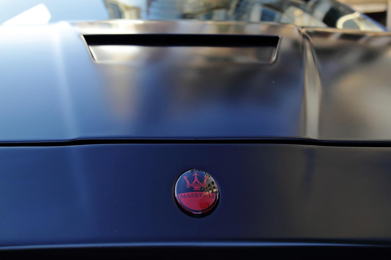 Anderson vytvořil temné Maserati Granturismo S 5