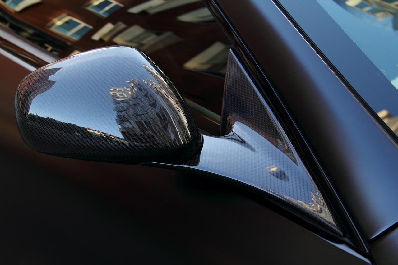 Anderson vytvořil temné Maserati Granturismo S 9