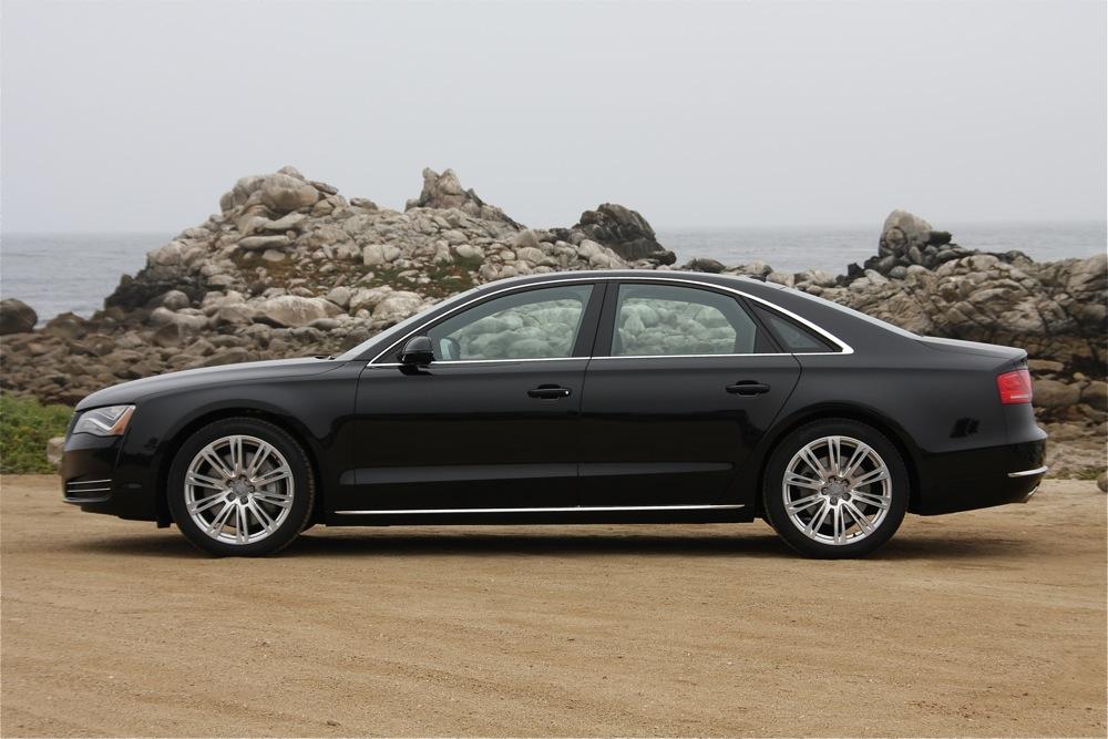 Audi A8 L W12 obr. 4