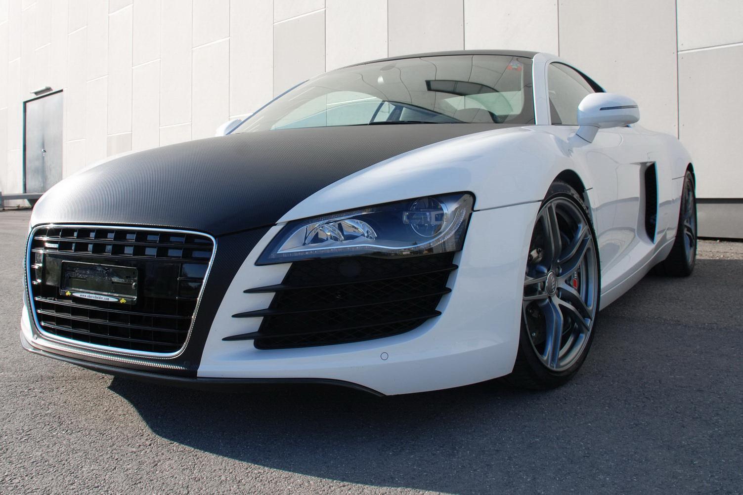 Audi R8 od O.CT. Tuning 1