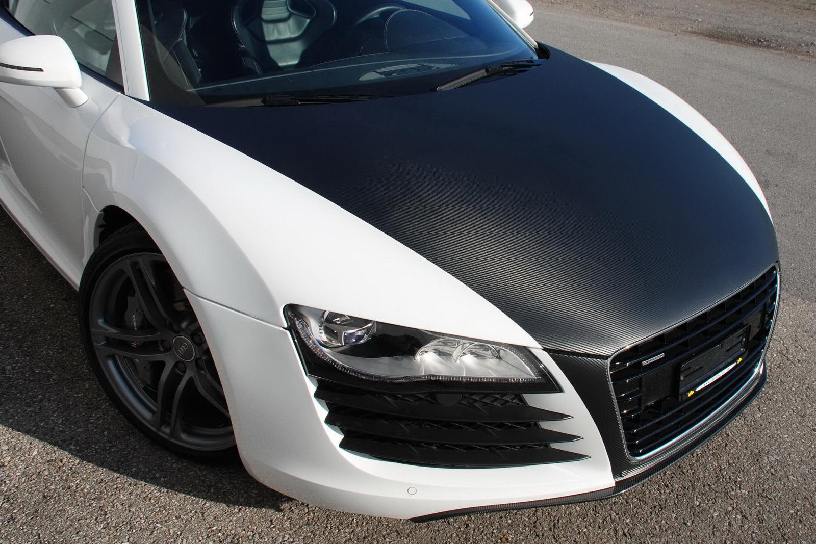 Audi R8 od O.CT. Tuning 2