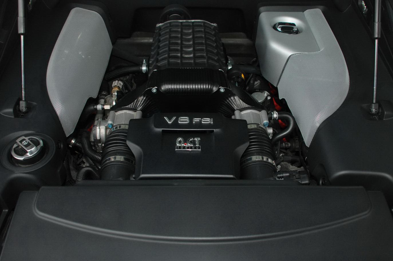 Audi R8 od O.CT. Tuning 3
