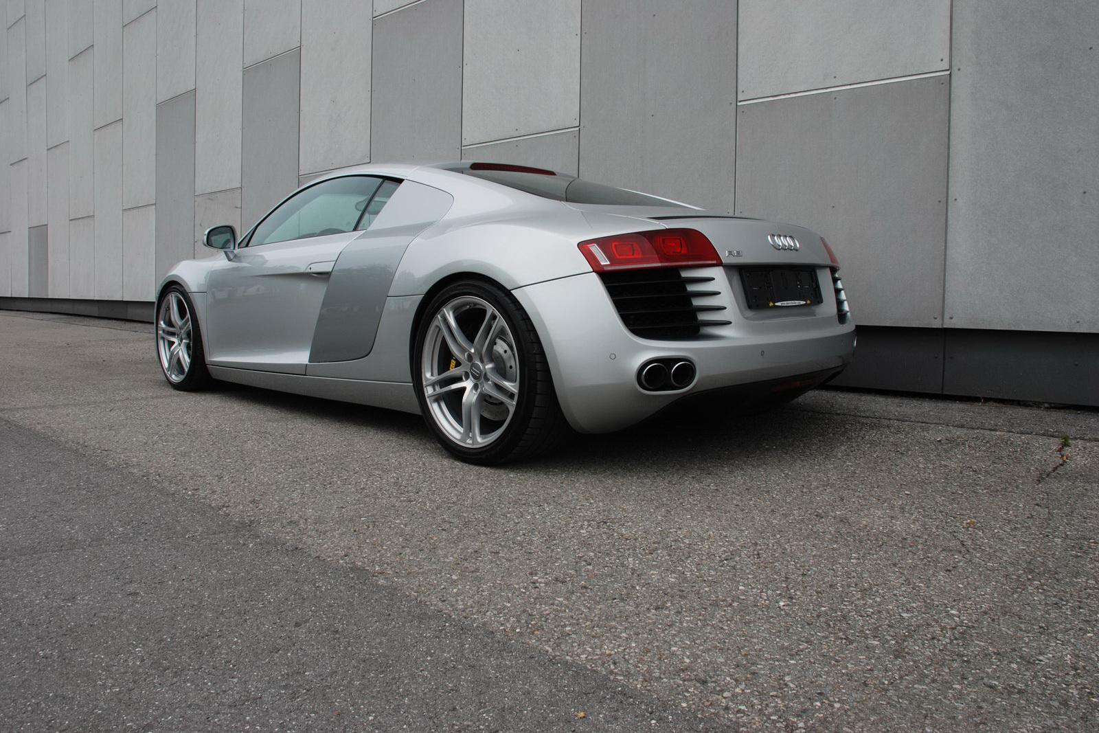 Audi R8 od O.CT. Tuning 5