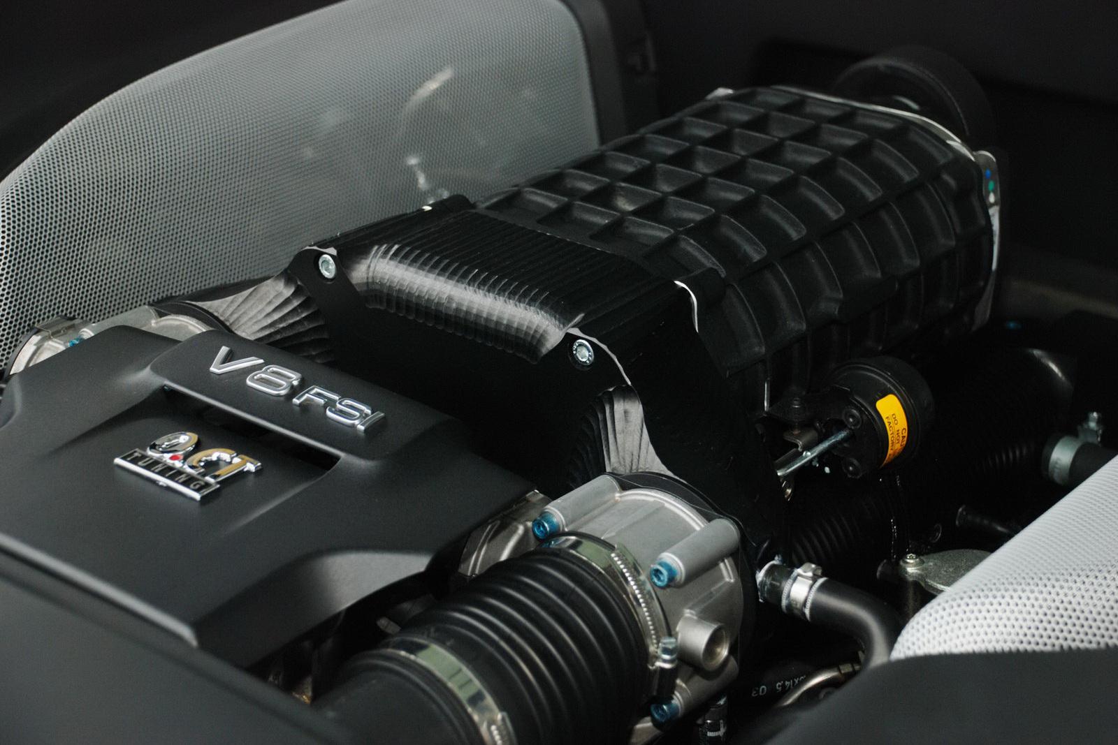 Audi R8 od O.CT. Tuning 6