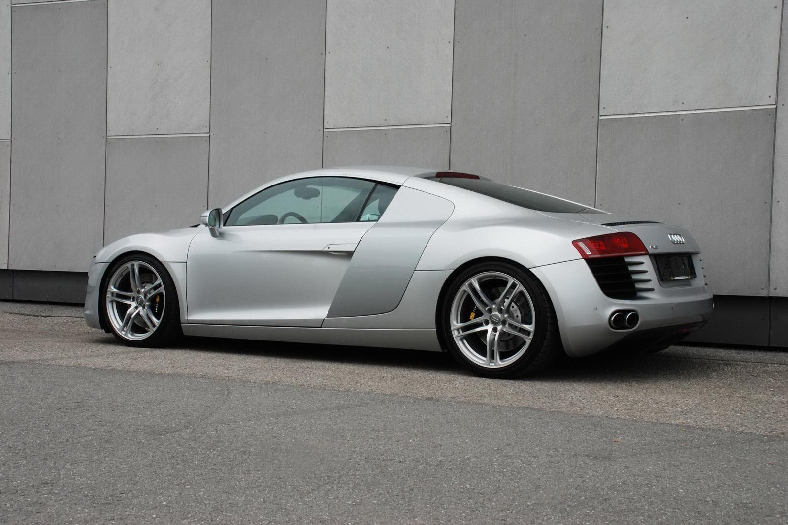 Audi R8 od O.CT. Tuning 7