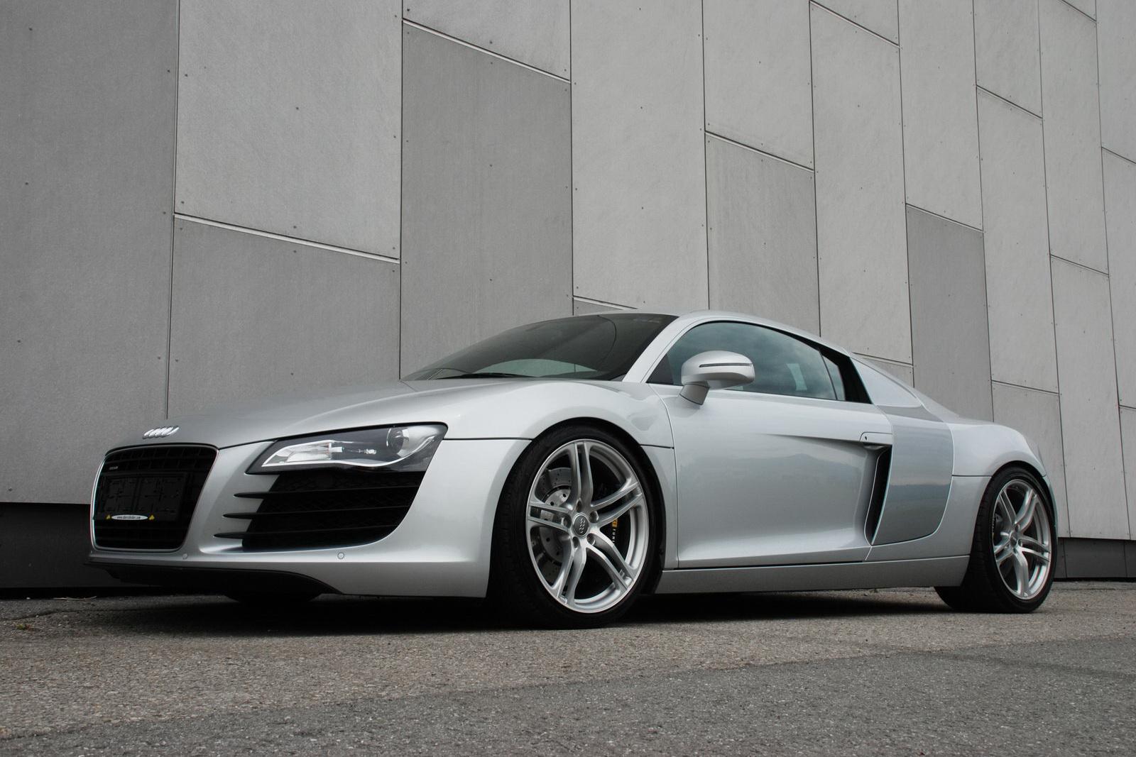 Audi R8 od O.CT. Tuning 8