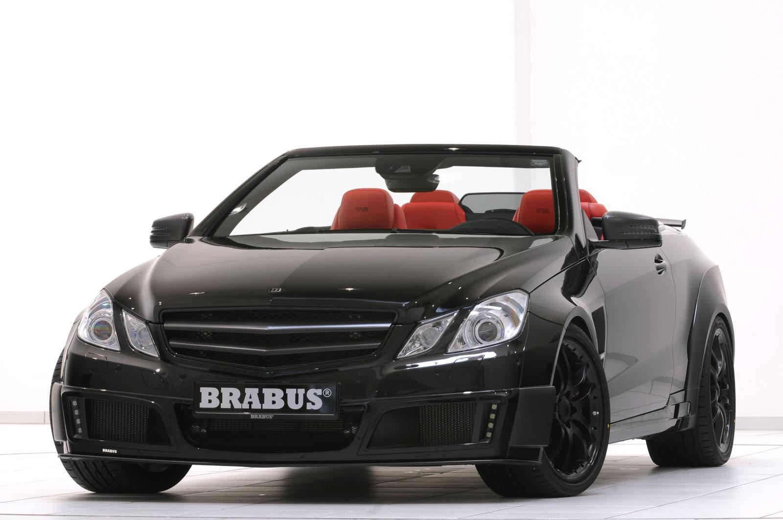 Brabus 800 E V12 Cabriolet 1