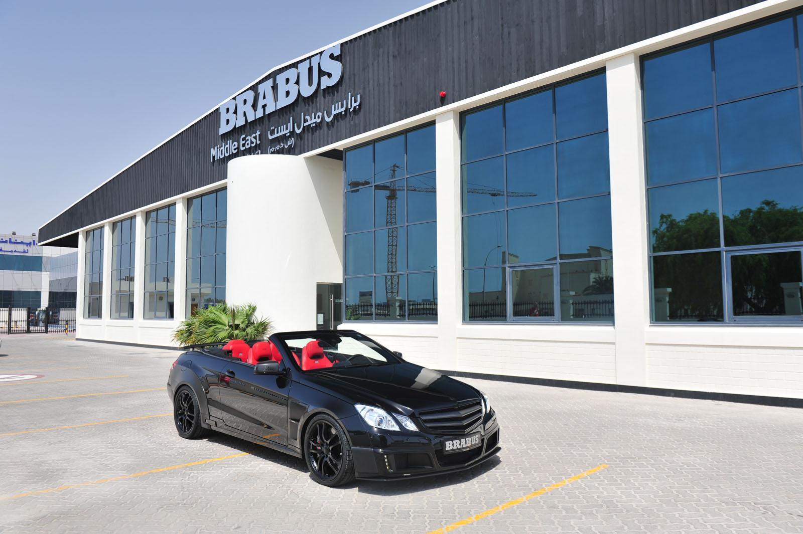 Brabus 800 E V12 Cabriolet 11