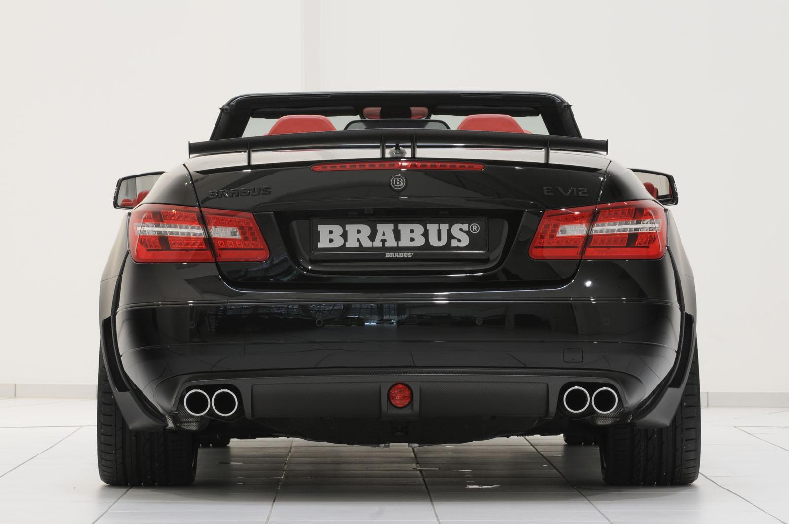 Brabus 800 E V12 Cabriolet 5