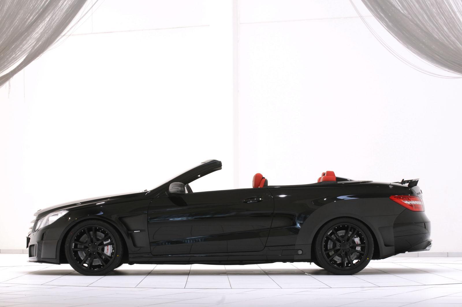 Brabus 800 E V12 Cabriolet 7