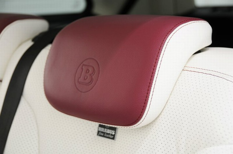 Brabus upravil majestátní Mercedes GL 11