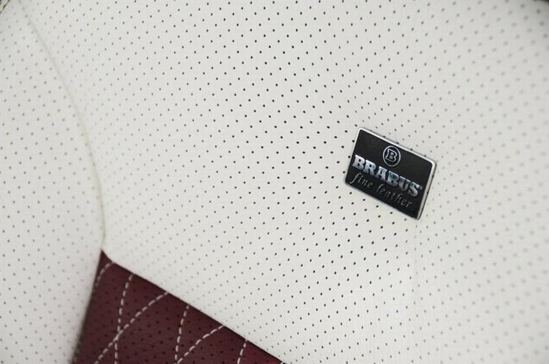Brabus upravil majestátní Mercedes GL 12