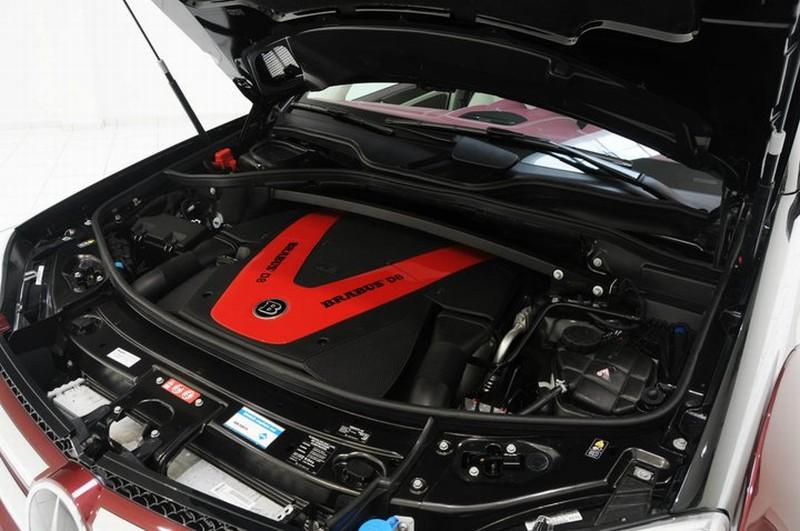 Brabus upravil majestátní Mercedes GL 14