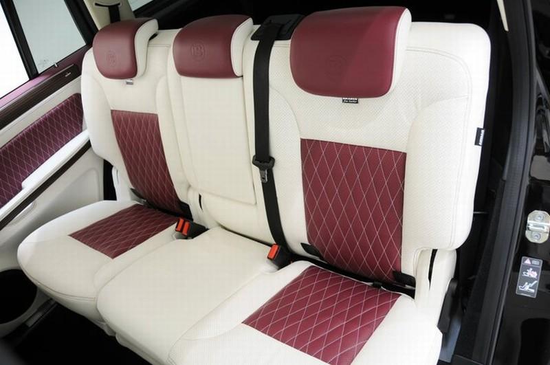 Brabus upravil majestátní Mercedes GL 15
