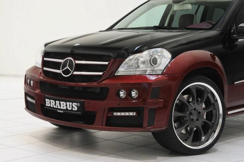 Brabus upravil majestátní Mercedes GL 2