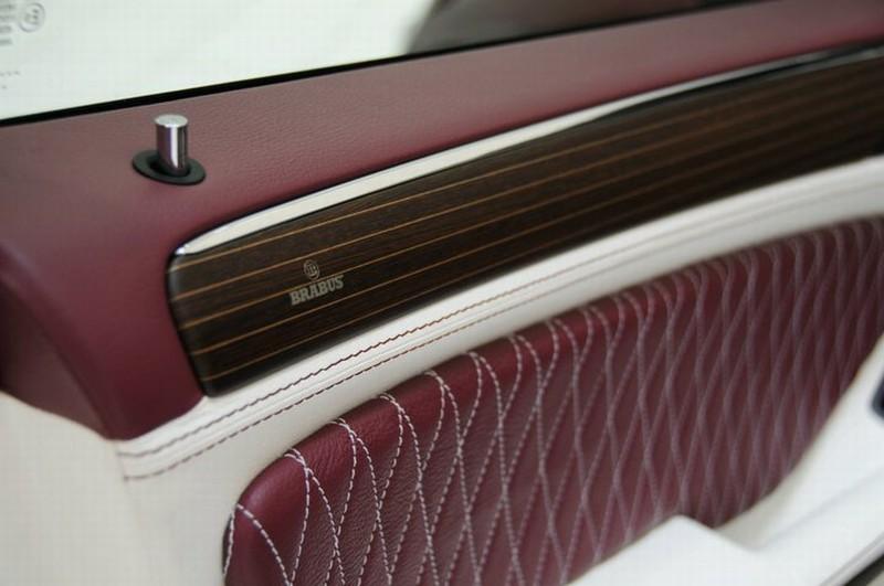 Brabus upravil majestátní Mercedes GL 3
