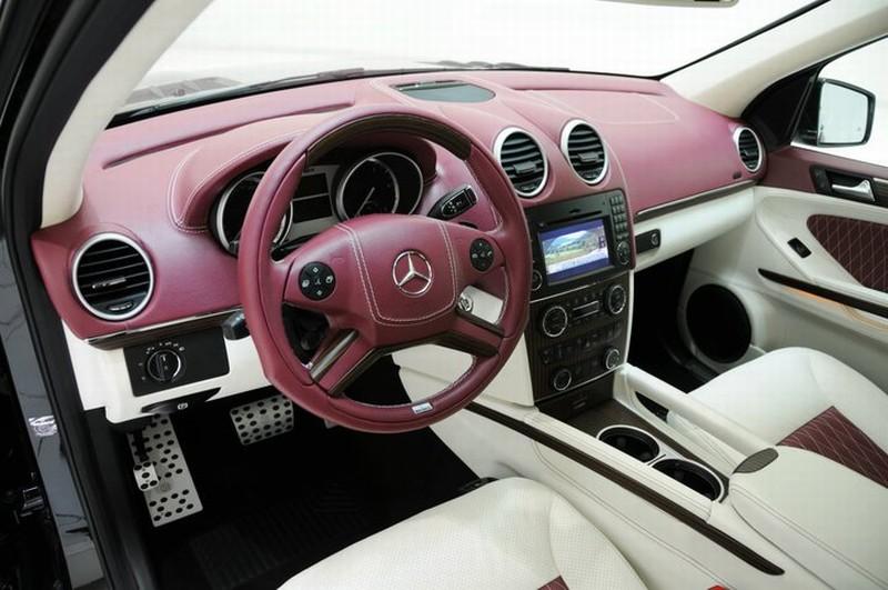 Brabus upravil majestátní Mercedes GL 4