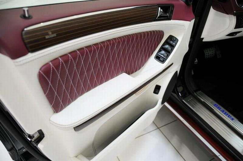 Brabus upravil majestátní Mercedes GL 5