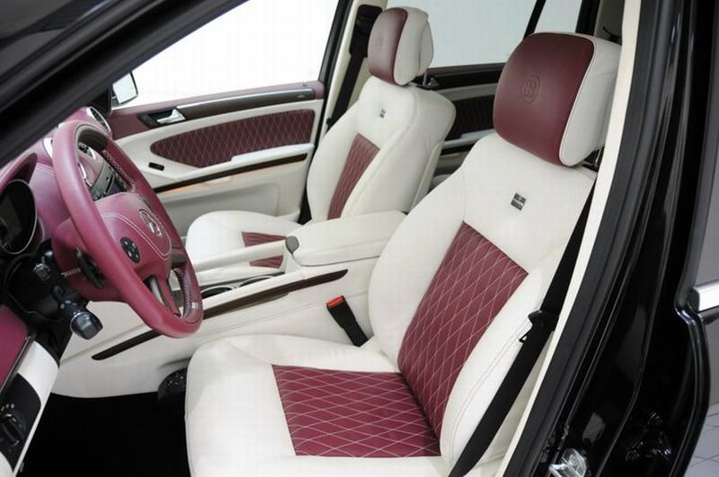 Brabus upravil majestátní Mercedes GL 8