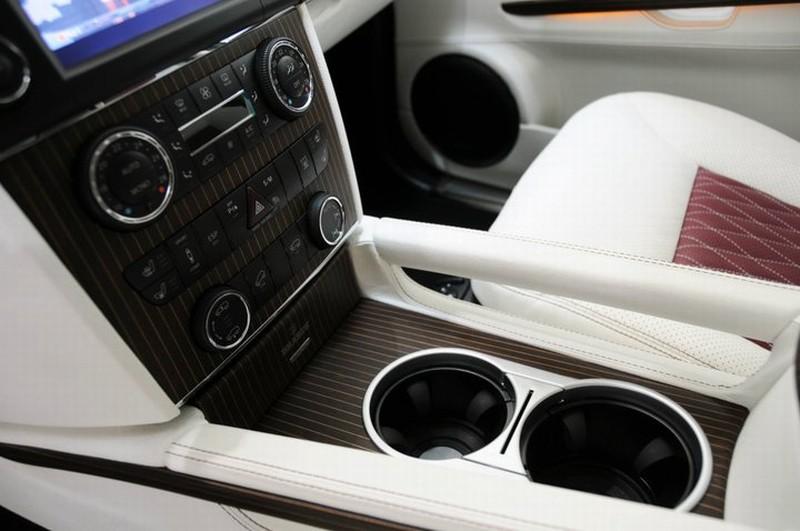 Brabus upravil majestátní Mercedes GL 9