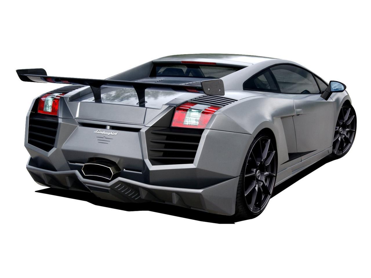 Lamborghini Gallardo od Cosa Design 6