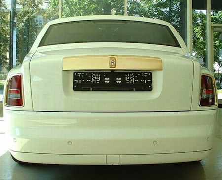 Rolls Royce Phantom za 5,7 milionů eur 3