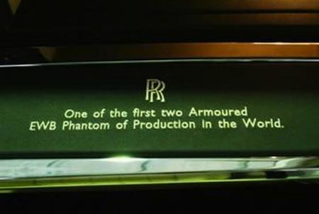 Rolls Royce Phantom za 5,7 milionů eur 5