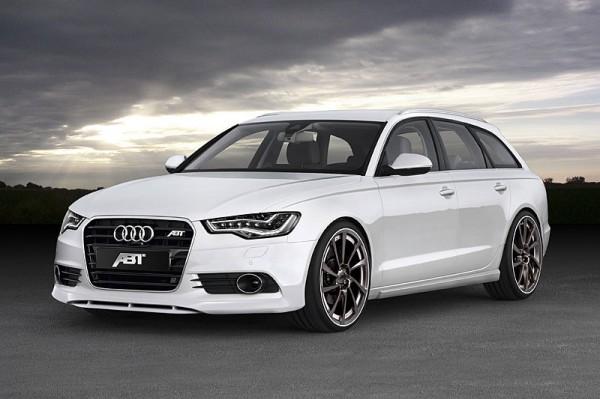 ABT Sportsline představuje úpravy pro Audi S6 Avant 1