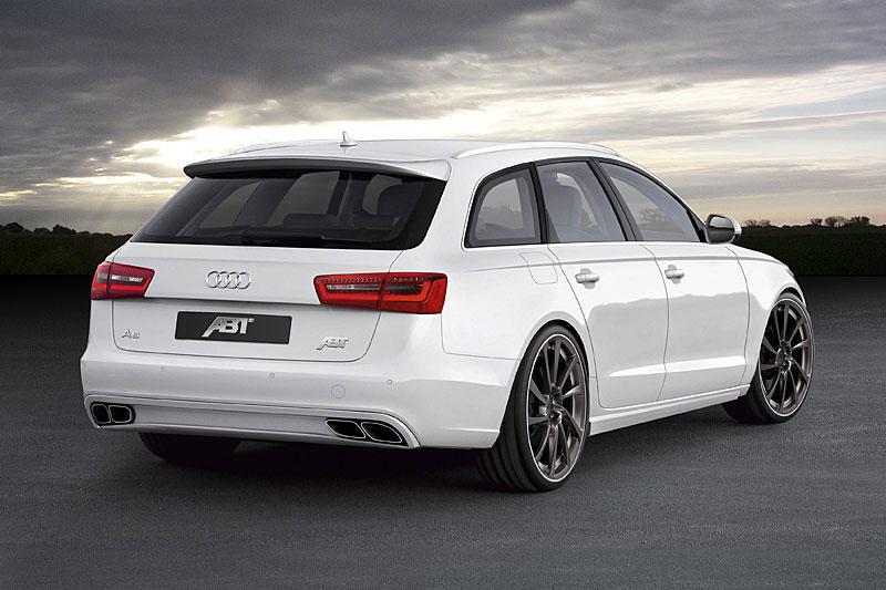 ABT Sportsline představuje úpravy pro Audi S6 Avant 2
