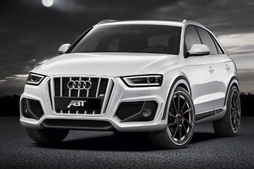 ABT si pohrál s Audi Q3 1 nahled