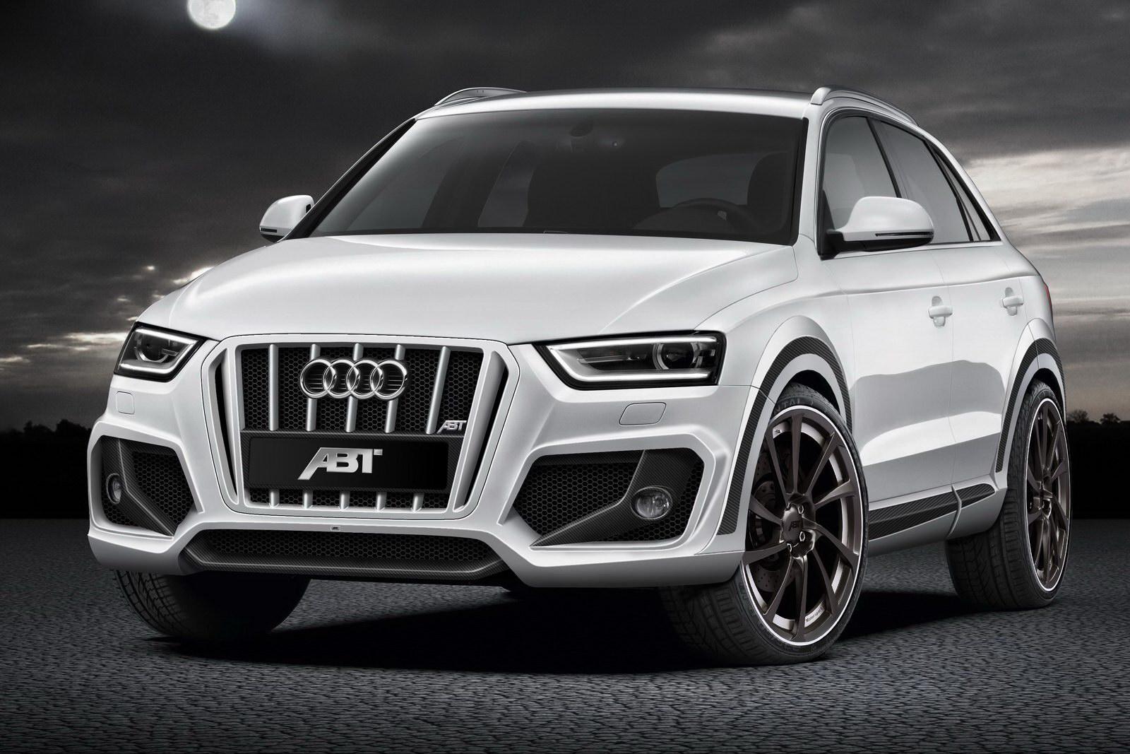 ABT si pohrál s Audi Q3 1