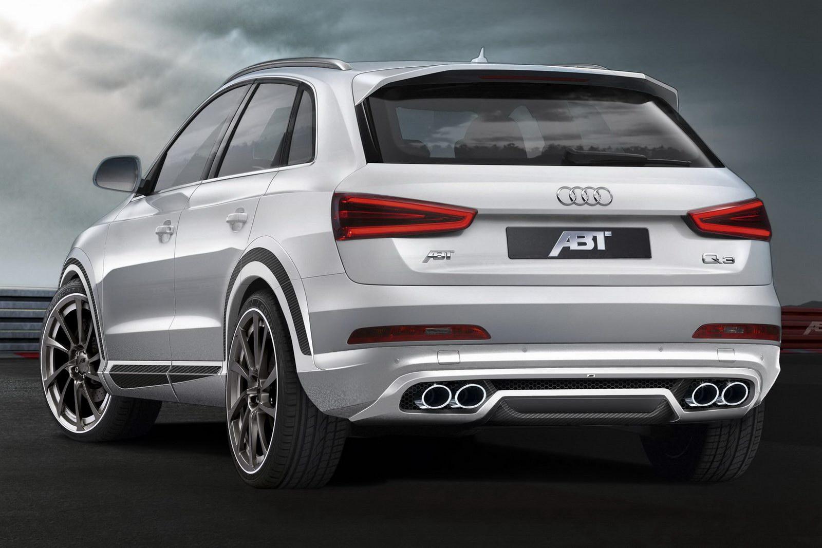 ABT si pohrál s Audi Q3 4