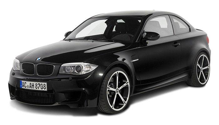AC Schnitzer a různá vylepšení pro BMW 1 M Coupe 1