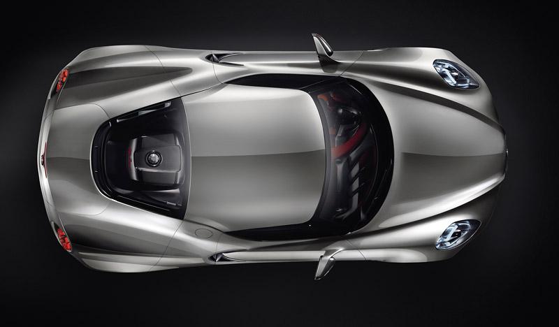 Alfa Romeo 4C míří do Franfurtu znovu jako koncept 3