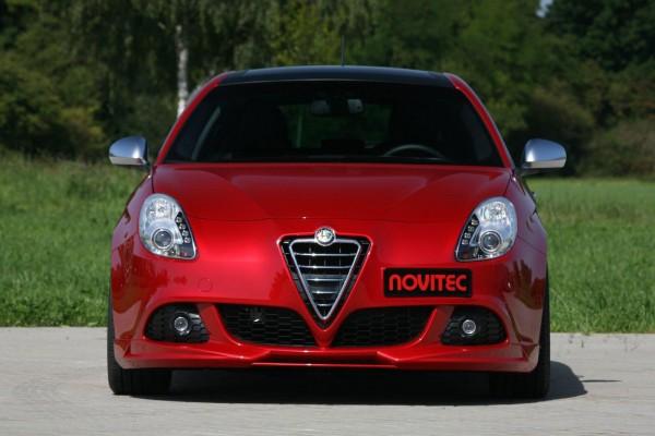Alfa Romeo Giulietta a úpravy od Novitecu 1