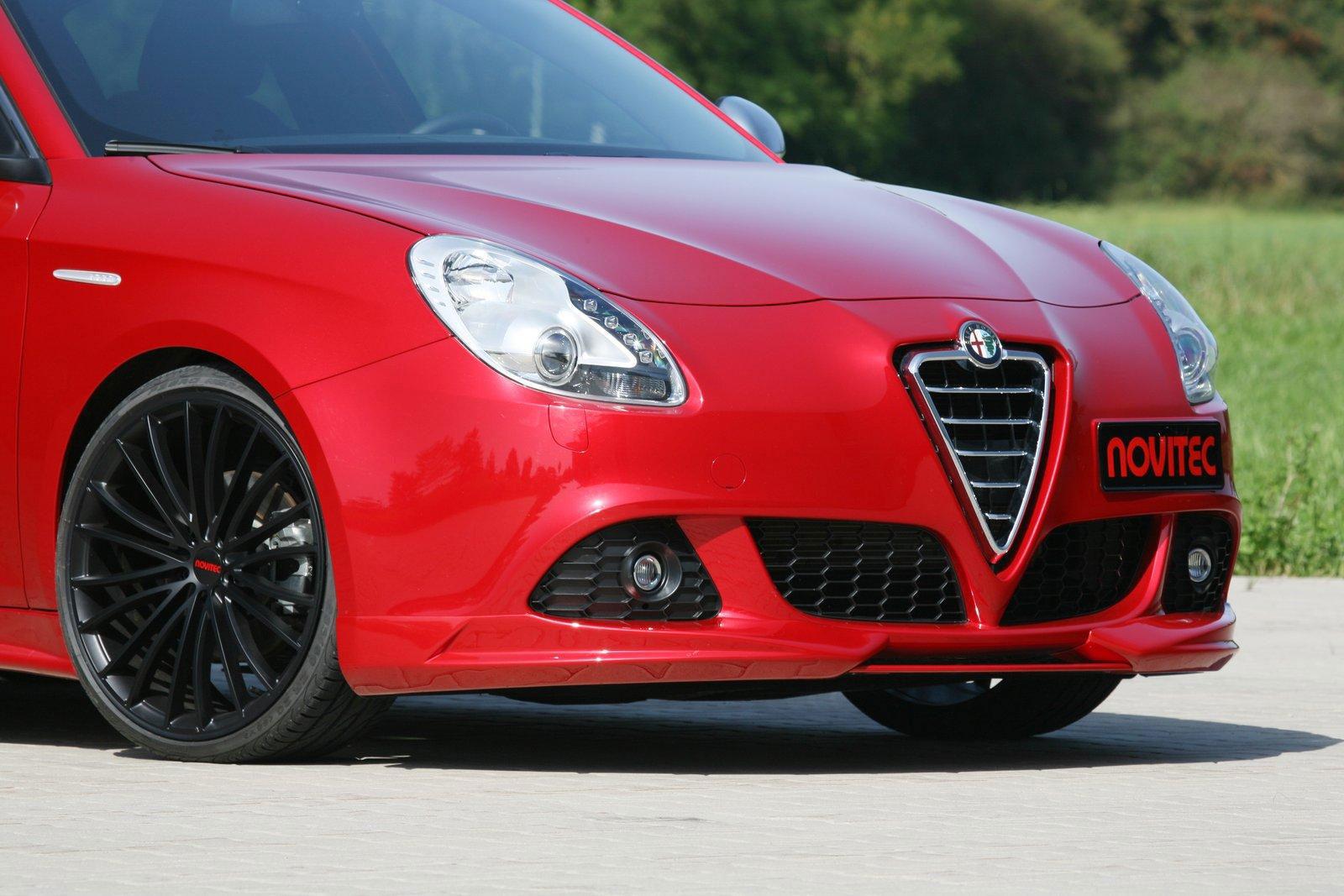 Alfa Romeo Giulietta a úpravy od Novitecu 8