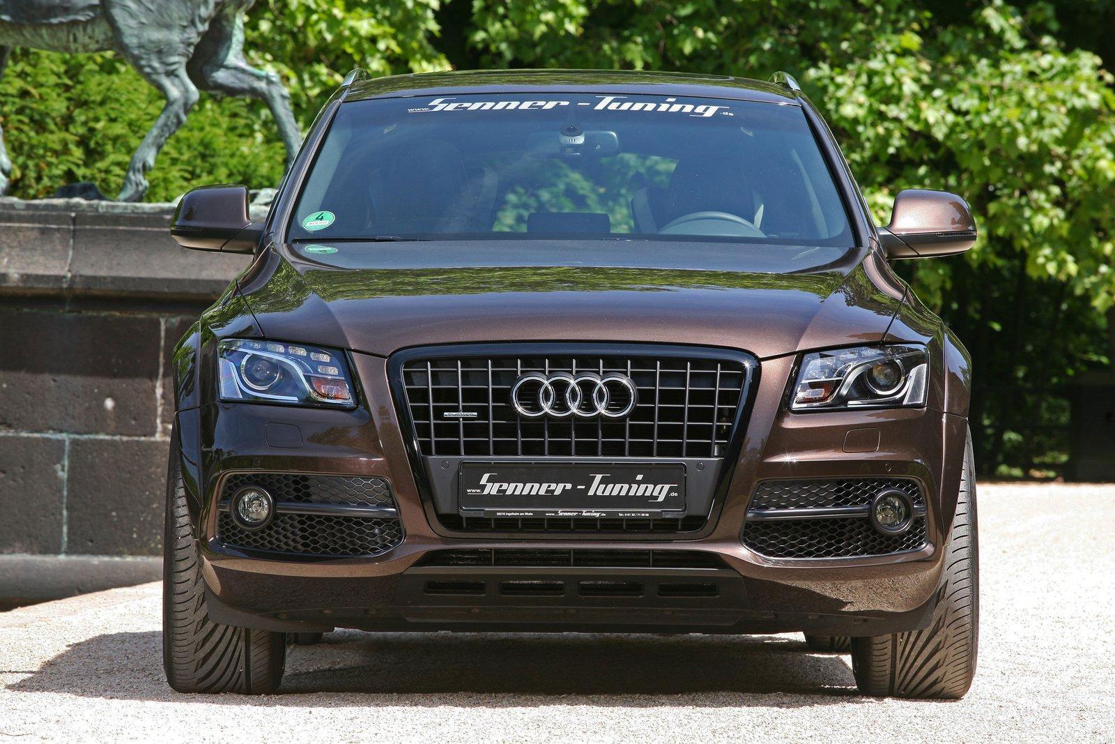 Audi Q5 dostala od Senneru větší výkon a styl 3