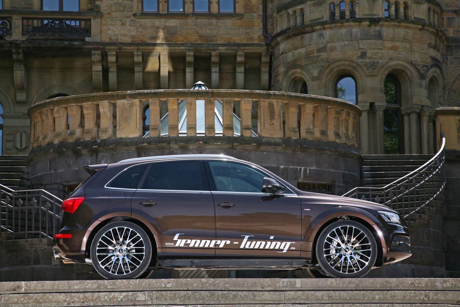 Audi Q5 dostala od Senneru větší výkon a styl 6