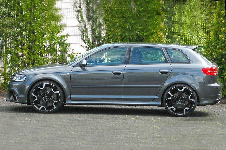 Audi RS3 má po úpravě od B&B 510 koní 3