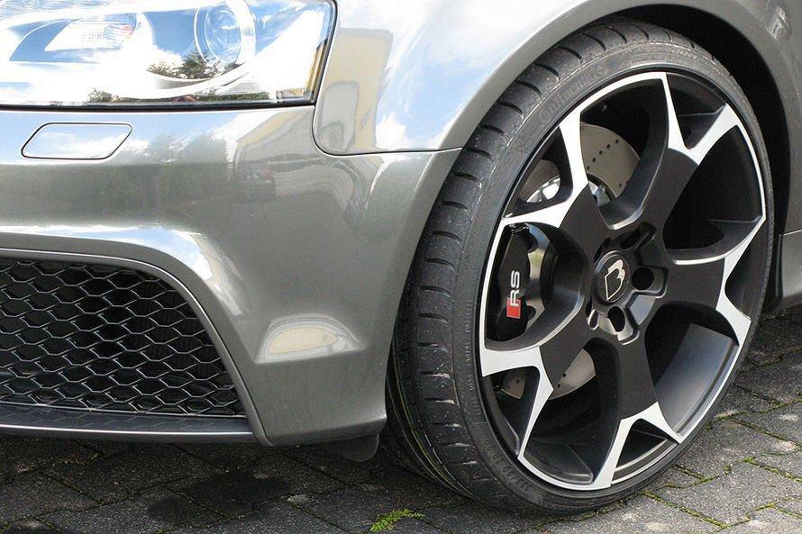 Audi RS3 má po úpravě od B&B 510 koní 4