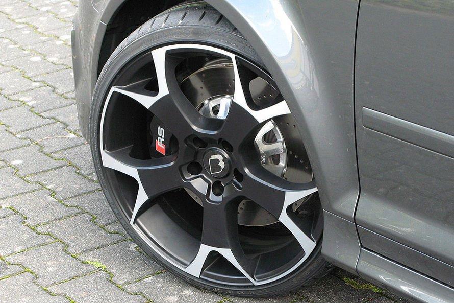 Audi RS3 má po úpravě od B&B 510 koní 5