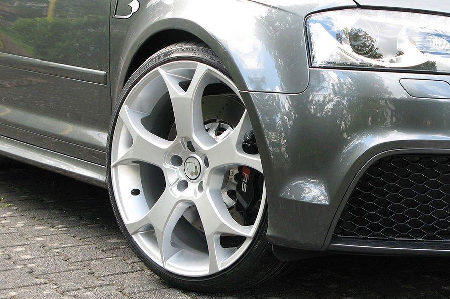 Audi RS3 má po úpravě od B&B 510 koní 6