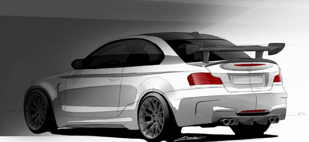 BMW 1M Raze P450 od RevoZport 12