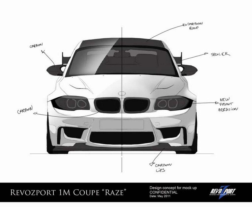 BMW 1M Raze P450 od RevoZport 3