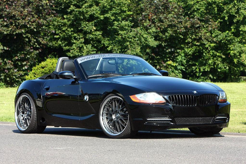 BMW Z4 dostalo nový styl od JM Cardesign 1
