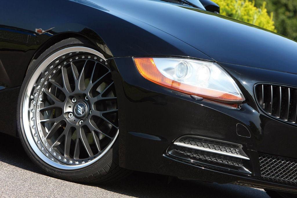 BMW Z4 dostalo nový styl od JM Cardesign 4